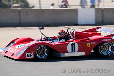 Car #11, 1972 Sparling Ferrari Special(4000cc), John Goodman(Seattle, WA), 7th Place, Best Race Lap: 01:36.013 (Race Group 5A, 1964-1969 FIA Mfg. Championship Cars)