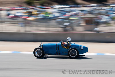 Car #111, 1927 Bugatti Type 39/35B(2300cc), Denis Bigioni(Pickering, Ontario), 24th Place, Best Race Lap: 02:26.677 (Race Group 4A, Bugatti Grand Prix)