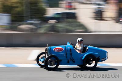 Car #7, 1924 Bugatti Type 13(1500cc), Goy Feltes(L-5380Uebersyren,), 29th Place, Best Race Lap: 02:44.214 (Race Group 4A, Bugatti Grand Prix)
