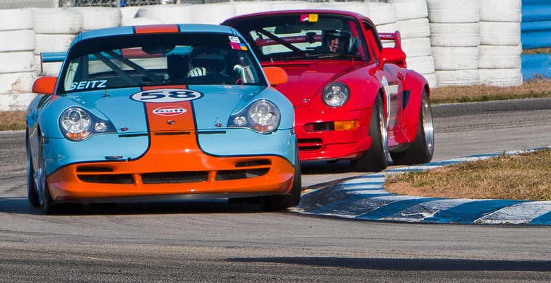993 RSR vs. 996 Cup