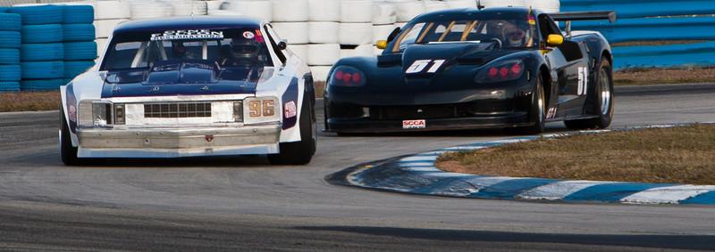 1980 Chevy Nova vs. 2005 Chevy Corvette