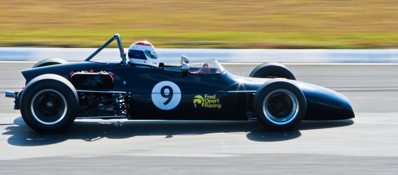 Bobby Rahal 1969 Brabham BT29