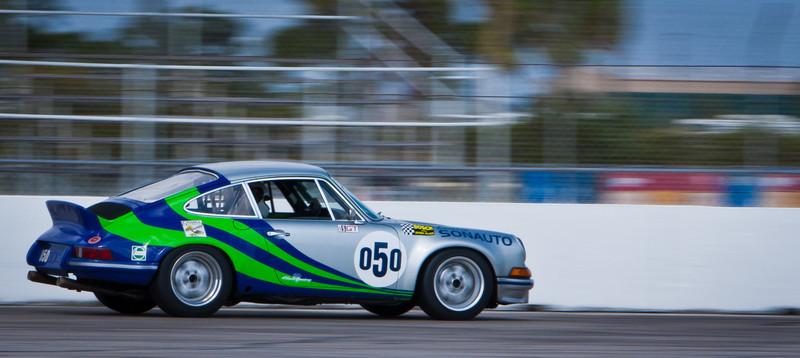 1972 Porsche 911 S-T