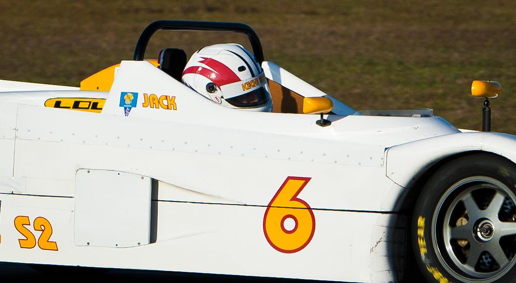 1985 Lola 598