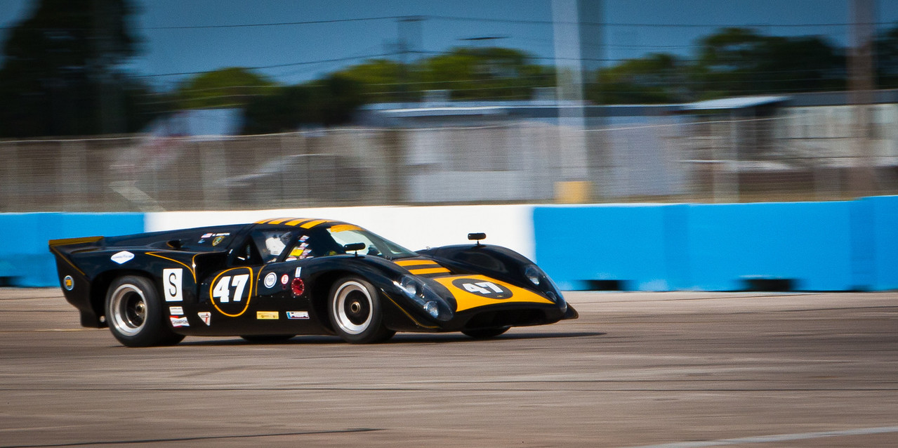 1970 Lola T-70 MkIII FIA Makes