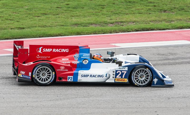 Nicholas Minassian in Oreca 03R-Nissan LMP2 , Friday Practice