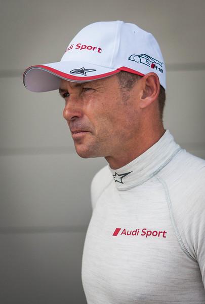 Audi Sport's Tom Kristensen