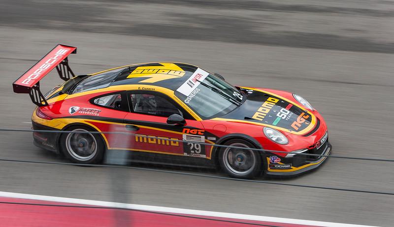 NGT Motorsports GTD Porsche 911 GT America