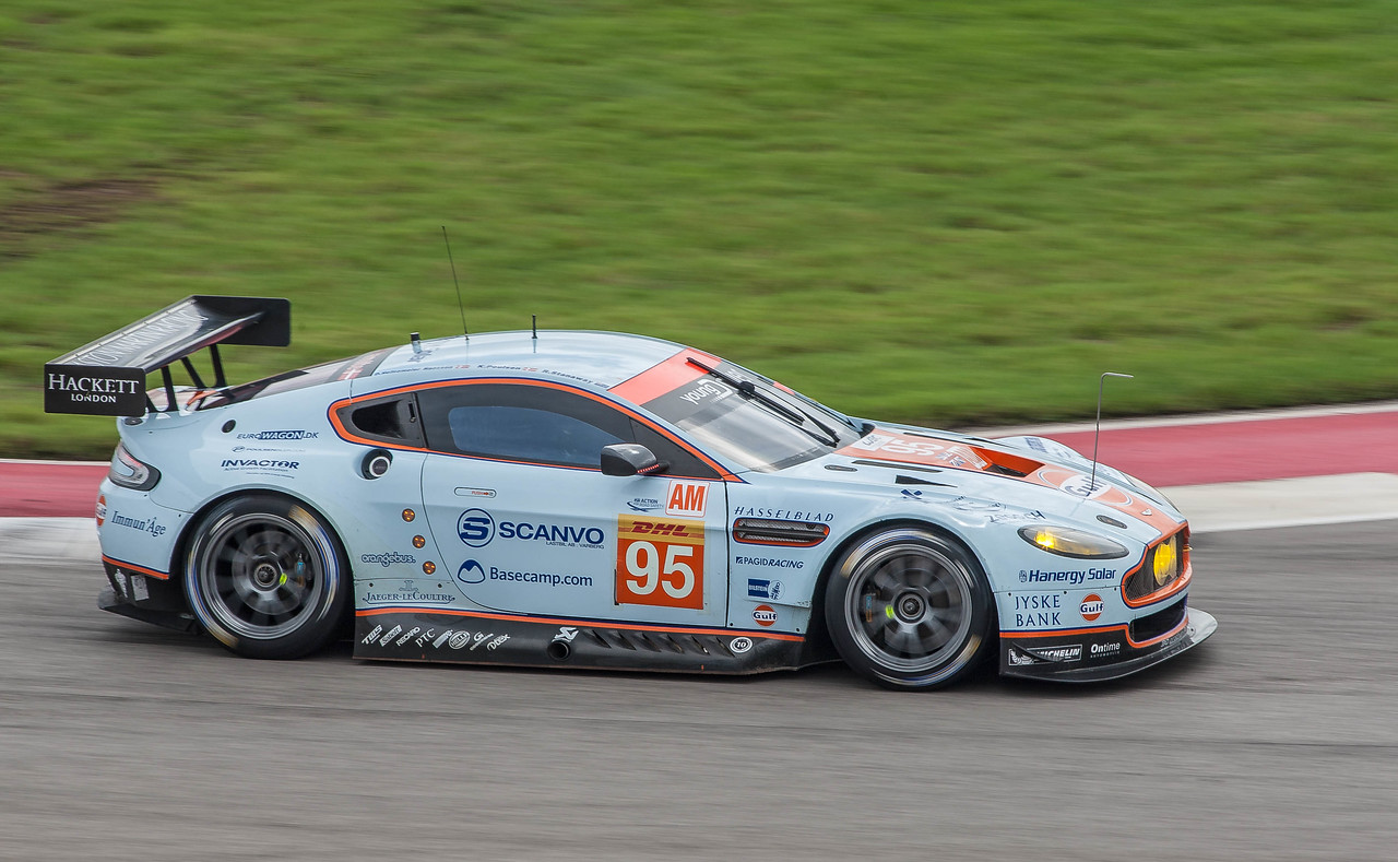 Aston Martin Racing Vantage V8 LMGTEAm entry