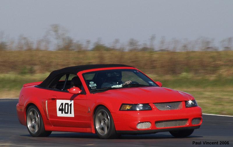 Mustang401B