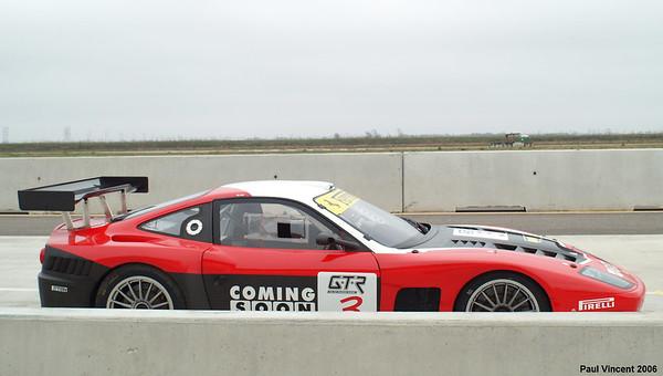 MSR Houston - Ferrari Challenge testing