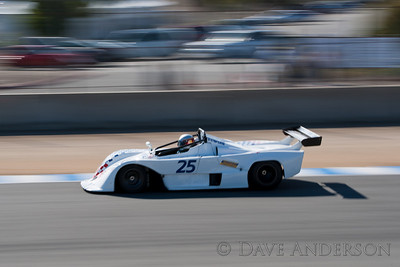 Car #25, 1978 Osella PA 8(2000cc), Harindra de Silva(Palos Verdes Estates, CA), 6th Place, Best Race Lap: 01:30.975 (Race Group 8A, 1971-1976 FIA Mfg. Championship Cars)