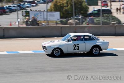 Car #25, 1965 Alfa Romeo GT AM(1982cc), Fred Della Noce(Rio De Janeiro, RJ), 19th Place, Best Race Lap: 01:50.086 (Race Group 5A, 1964-1969 FIA Mfg. Championship Cars)