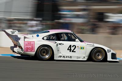 Car #142, (42)Ranson Webster(Reno, NV), 1976 Porsche 935 K3(2994cc), 3rd Place (Race Group 4A, 1973-1982 IMSA GT, GTX AAGT Cars)