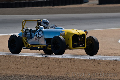 Car #15, Rob Manson(Corona, CA), 1952 Manning Spl. S/R(4834cc), 1st Place, Best Race Lap: 01:52.450 (Race Group 5B, 1947-1955 Sports Racing and GT Cars)