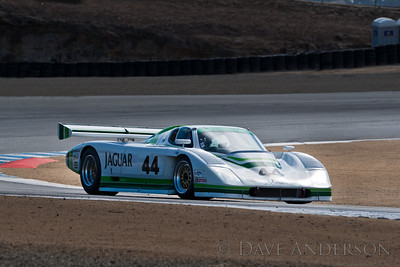 Car #144, (44)Doug Smith(Plantation, FL), 1985 Jaguar XJR-7(6000cc), 2nd Place, Best Race Lap: 01:26.694 (Race Group 6B, 1981-1989 FIA Mfg. Championship & IMSA GTP)