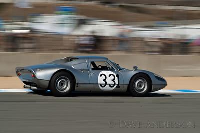 Car #331, Cameron Healy(Portland, OR), 1965 Porsche 904-6(2000cc), 20th Place (Race Group 7A, 1963-1966 GT Cars over 2500cc)