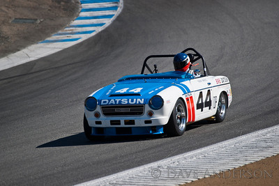 Car #44, Adam Carolla(Los Angeles, CA), 1968 Datsun 2000(2000cc), 7th Place, Best Race Lap: 01:50.205 (Race Group 7B, 1961-1966 GT Cars under 2500cc)