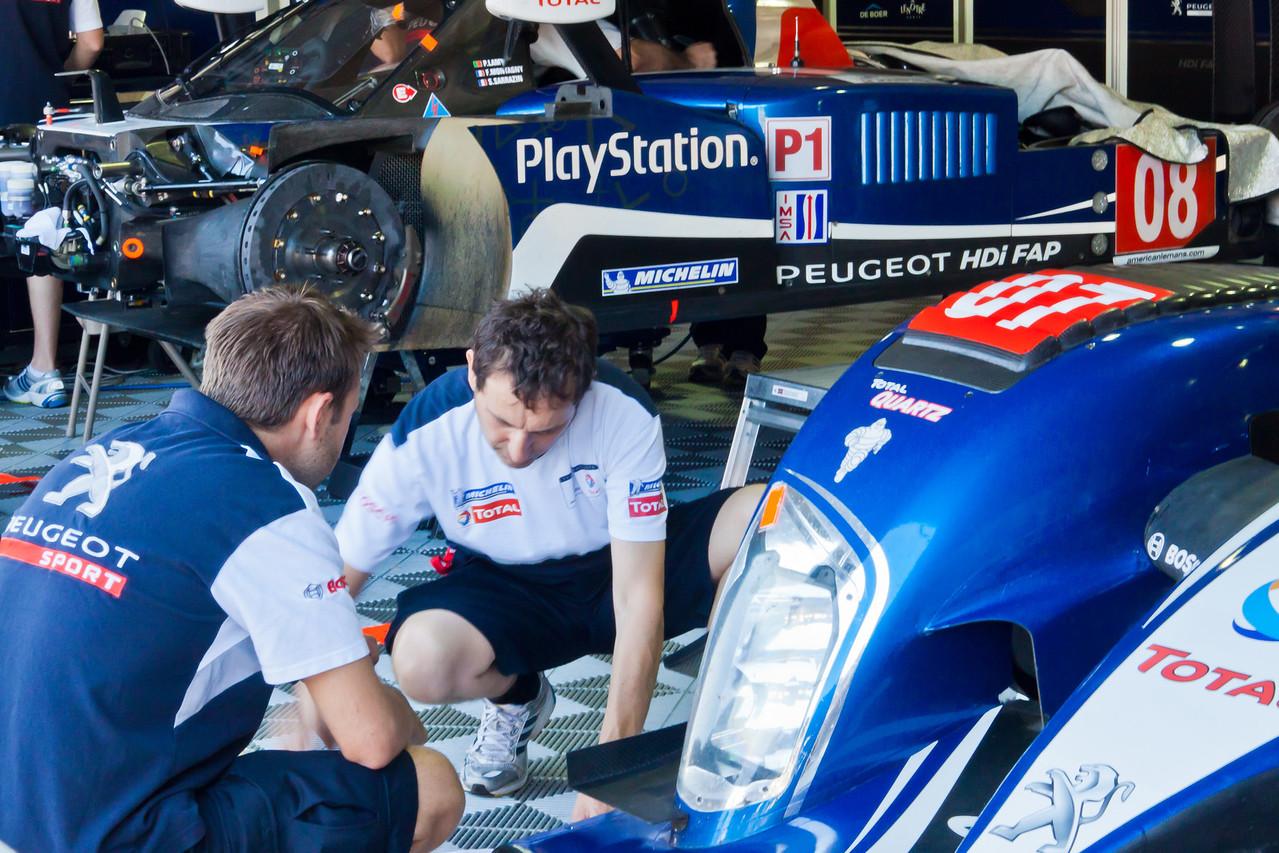 Peugeot Team