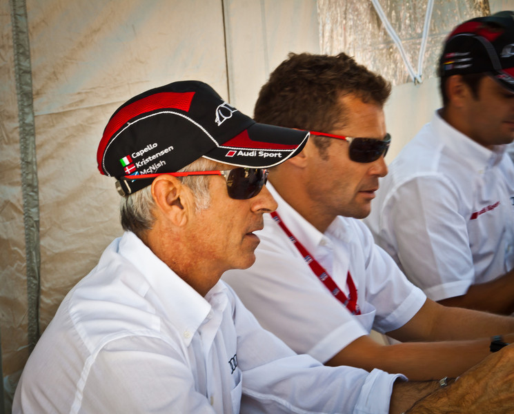 Capello and Kristensen