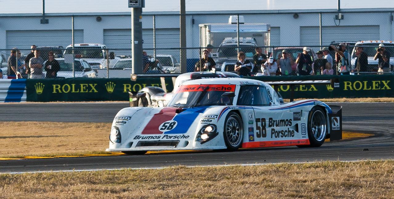Winner, 2009 Rolex 24 at Daytona
