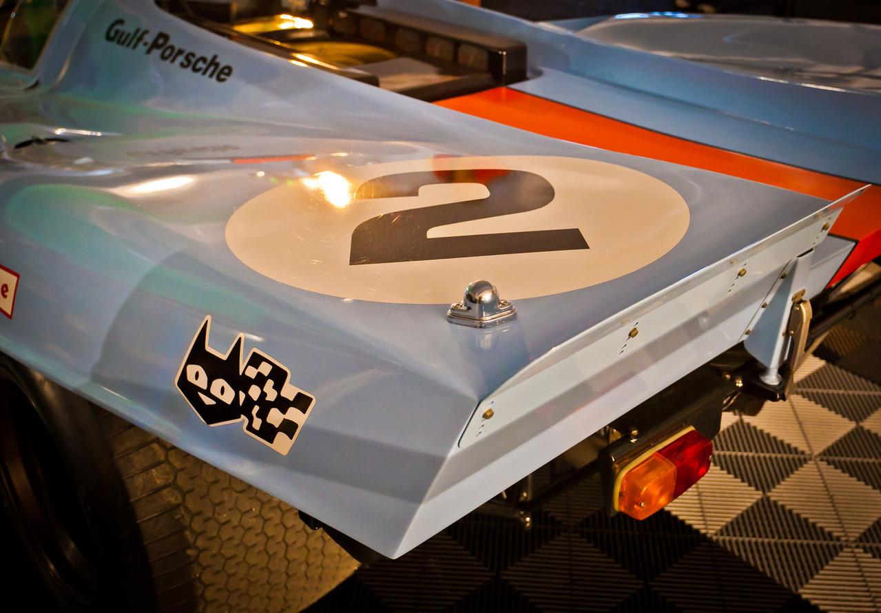 1970 Rolex 24hr winning Gulf- Porsche 917 -- Rodriguez/Kinnunen/Redmond