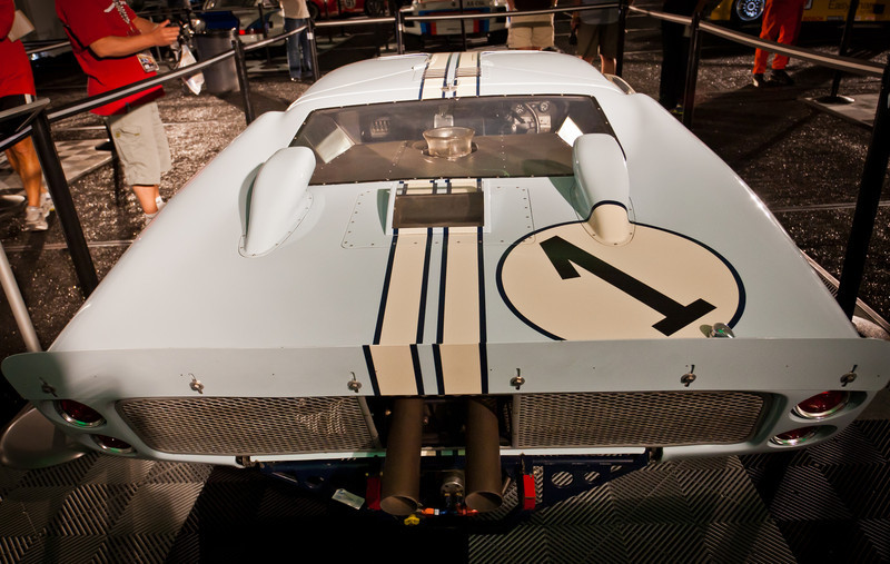 1966 Ford GT Mk II  -- Miles/Ruby