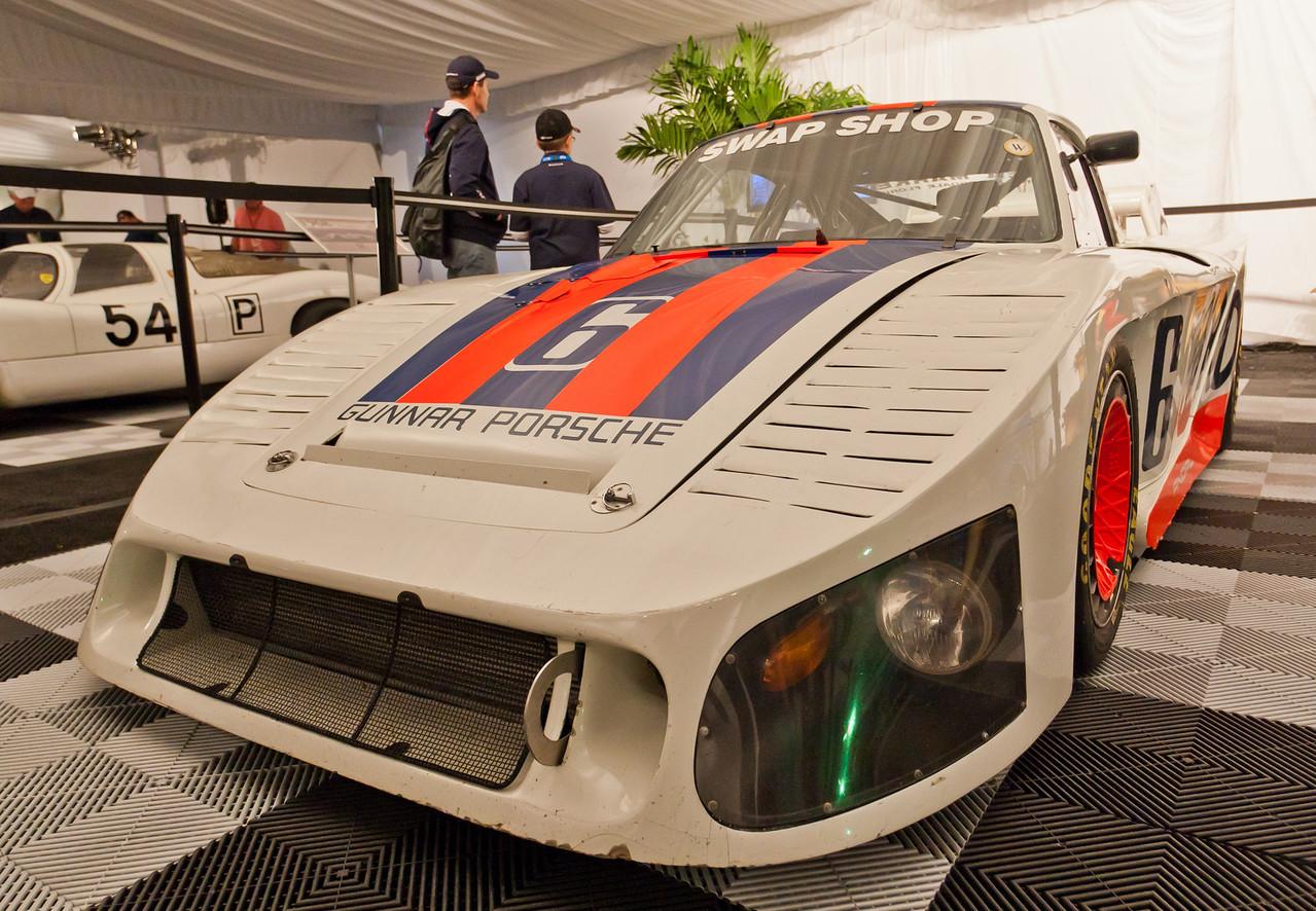 1983 Porsche 935L -- Ballot-Lena/Foyt/Henn/Wollek