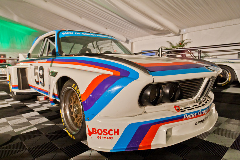 1976 BMW 3.5 CSL -- Fitzpatrick/Gregg/Redman