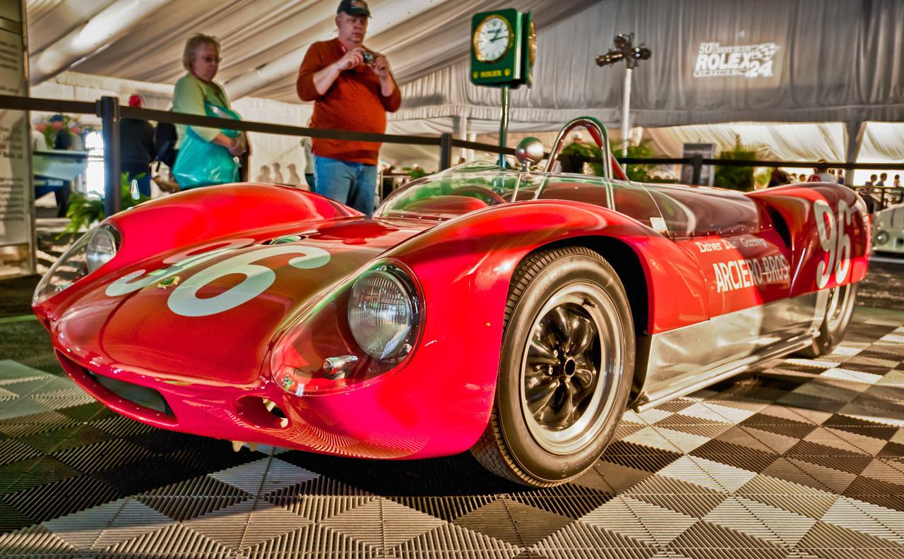 1962 Lotus Climax 19B
