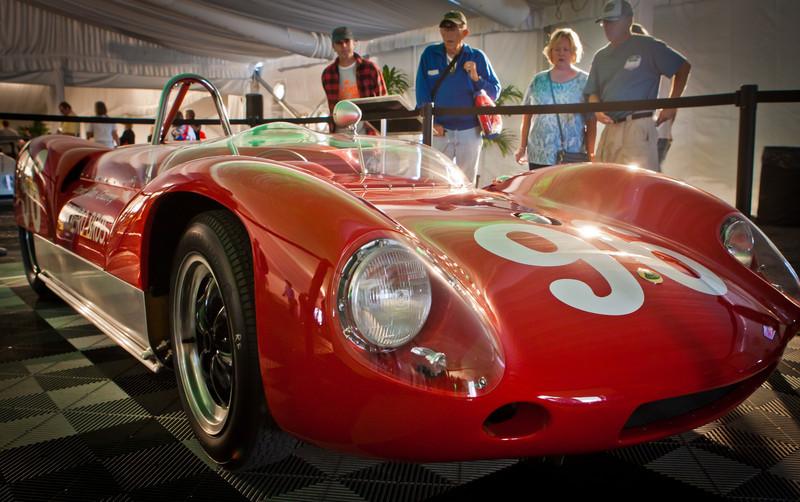 1962 Lola-Climax -- Gurney