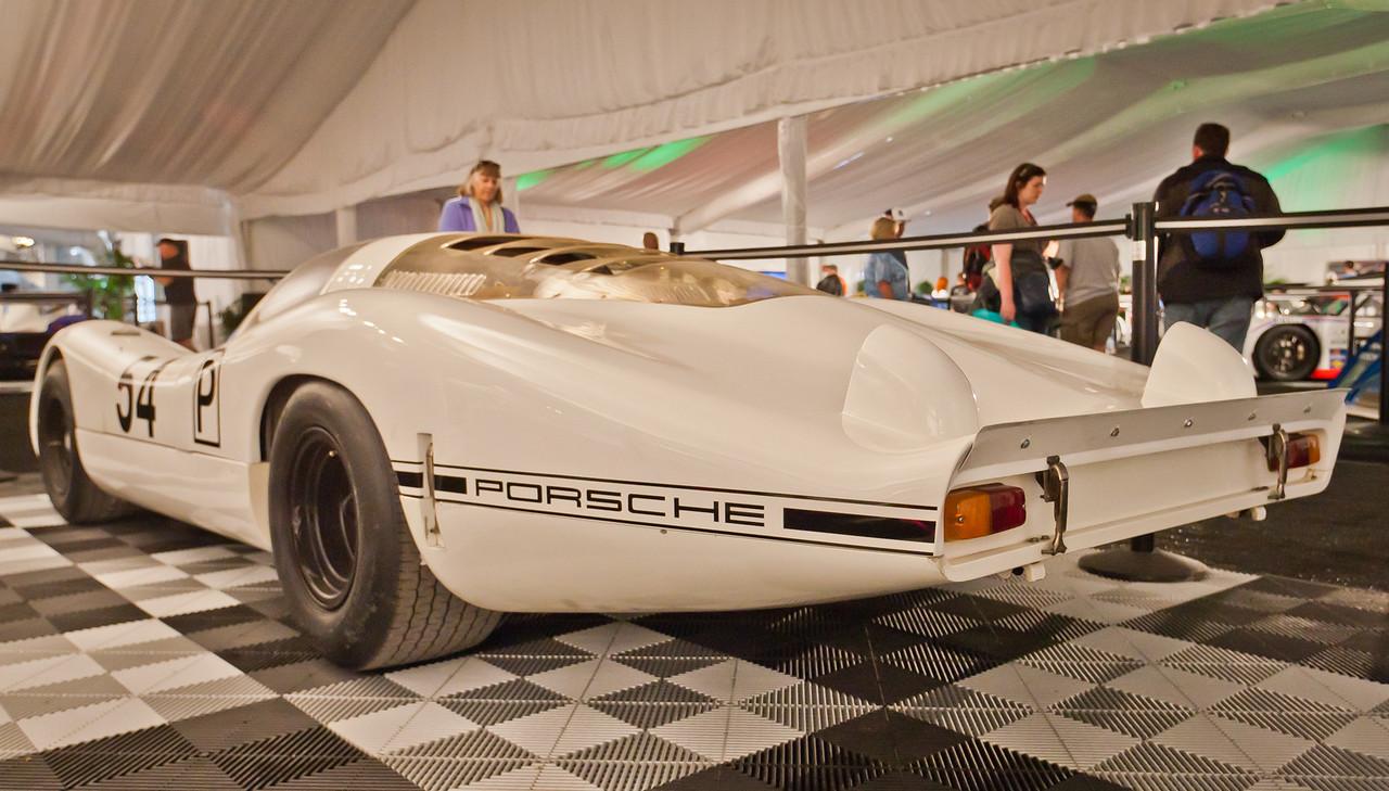 1968 Porsche 907 -- Elford/Hermann/Neerpasch/Siffert/Stommelen. Porsche finished 1,2,3