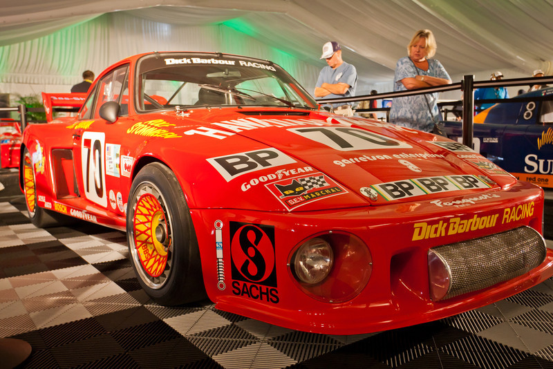 1979 Porsche 935-79  finished second at Le Mans -- Barbour/Newman/Stommelen and