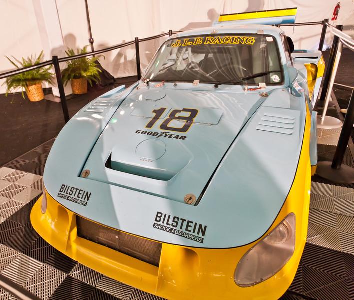 1982 Porsche 935  JLP-3 -- Paul Jr./Paul Sr./Stommelen