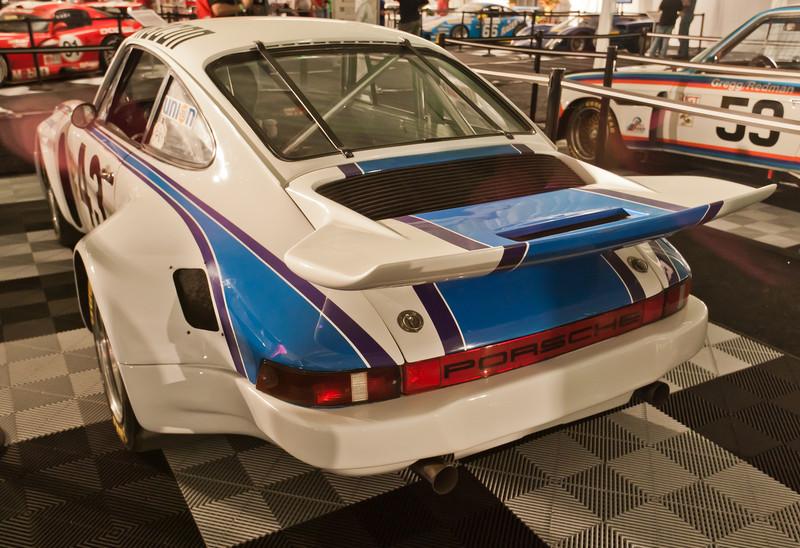 1977 Brumos Porsche Carrera RSR s/n 9115609112