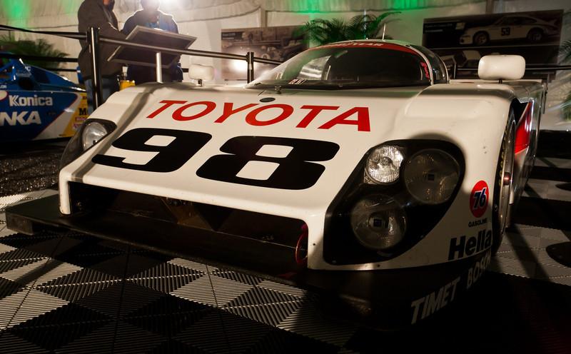 1993 Eagle Toyota GTP