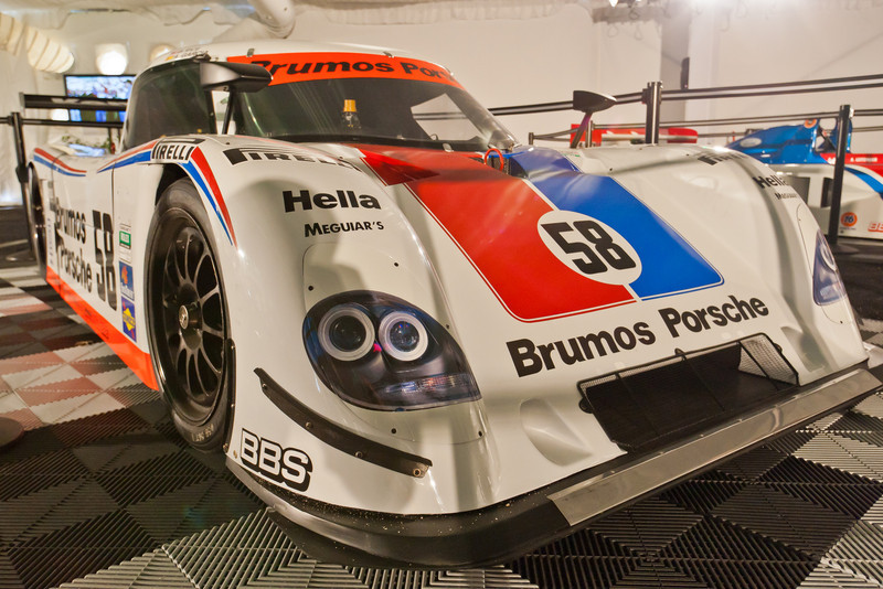 2009 Brumos Porsche-Riley -- Donahue/Garcia/Law/Rice