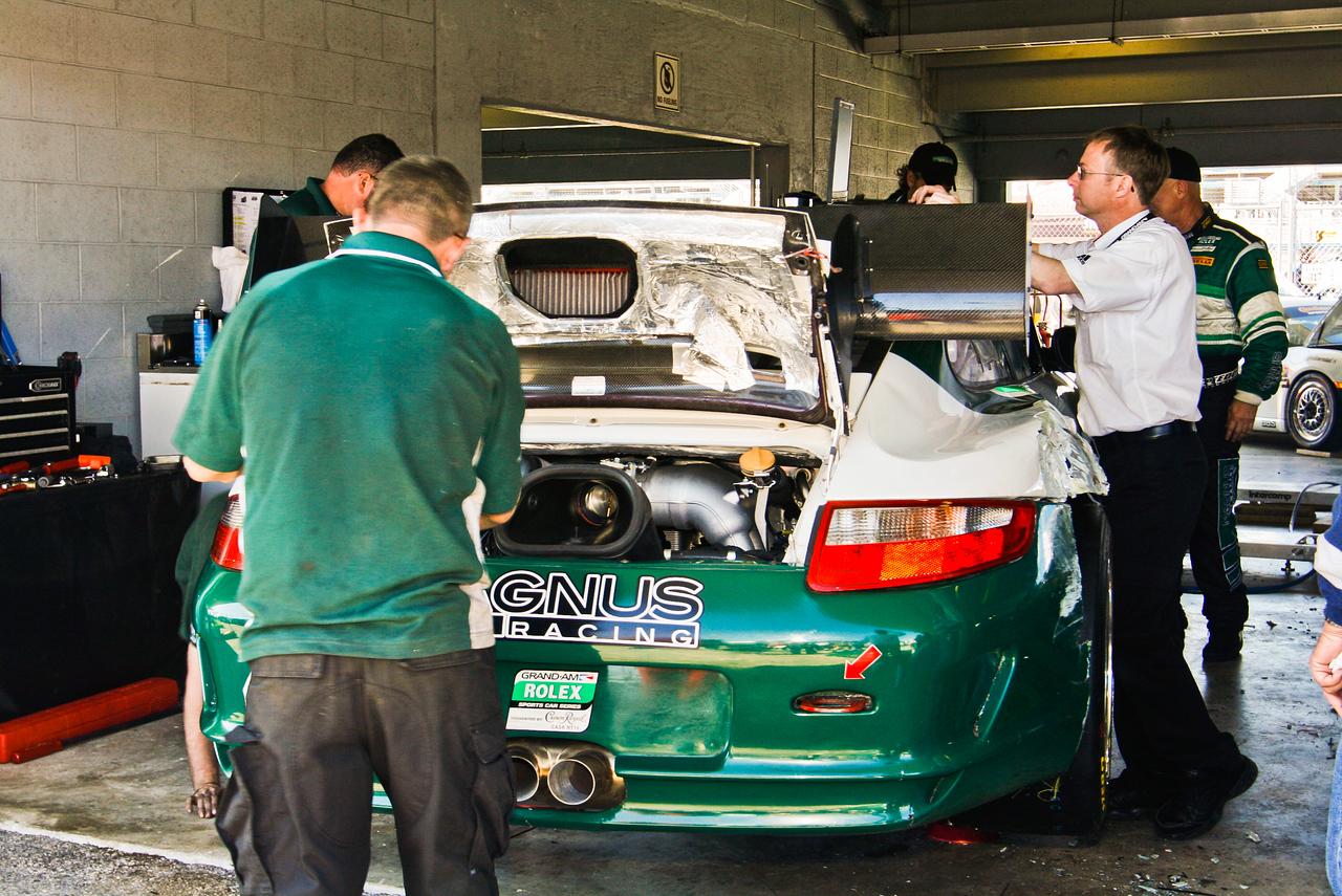 Magnus Porsche Rebuild Completed