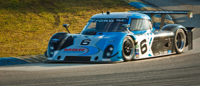 Taylor Racing Ford Reilly at Dusk