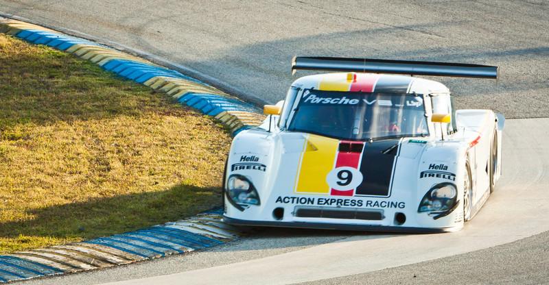 Action Express Motorsports Porsche Reilly V8