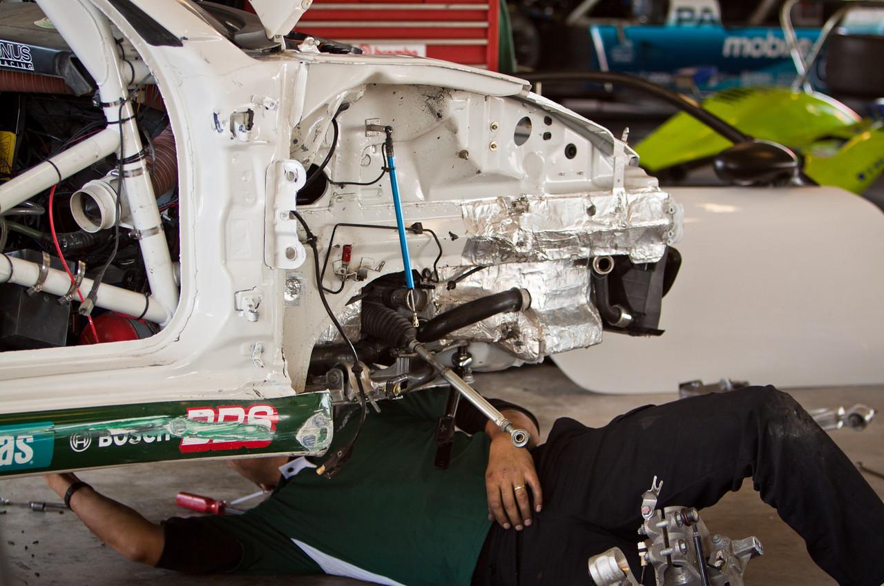 Magnus Porsche Rebuild