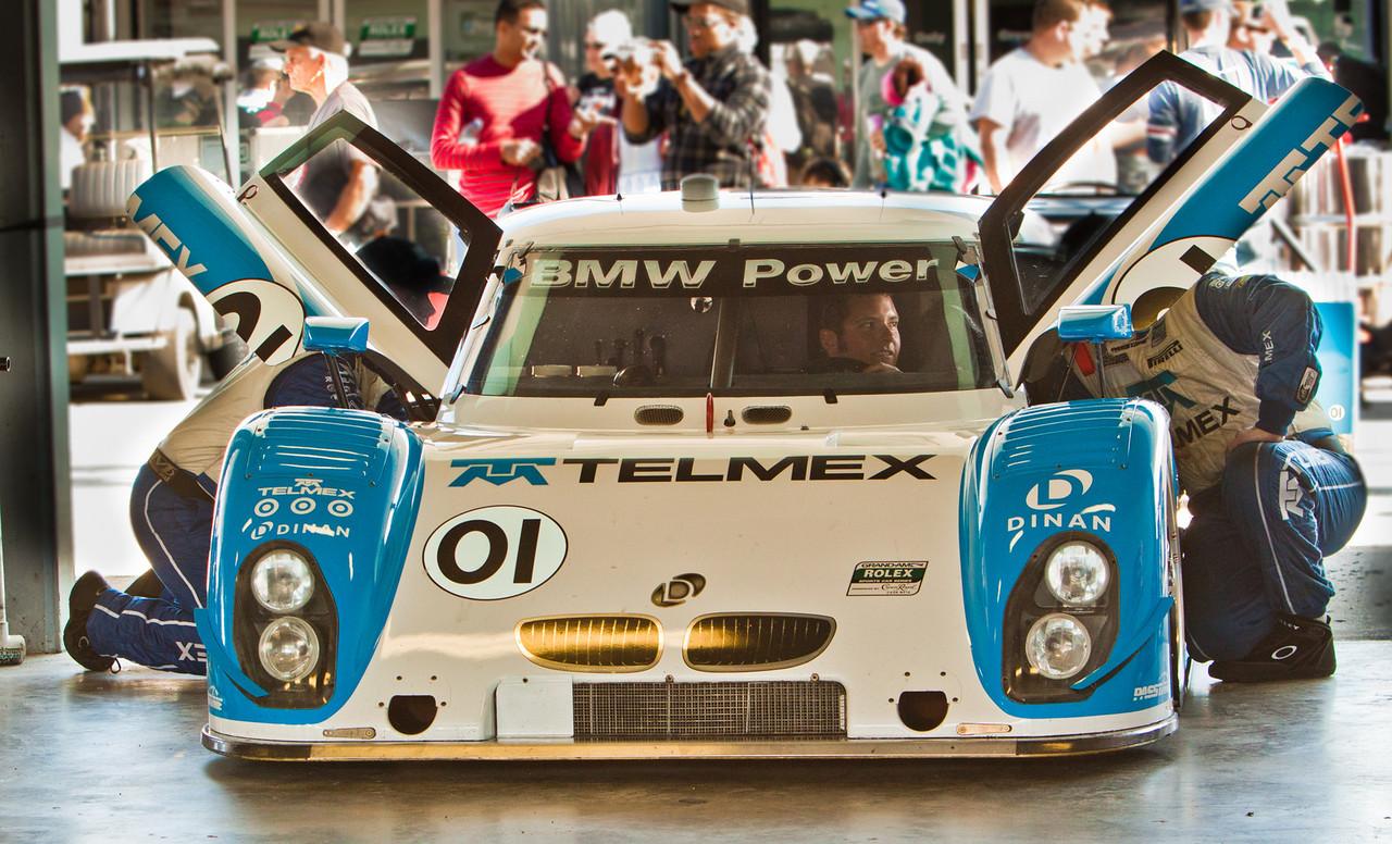 Ganassi BMW Reily