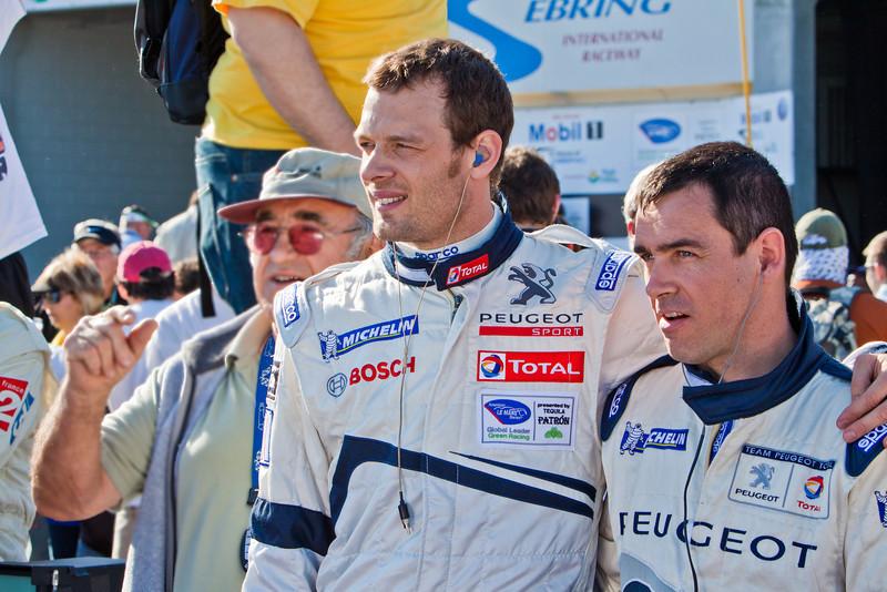 Alexander Wurz -- Team Peugeot