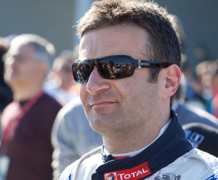 Nic Minnassian -- Team Peugeot