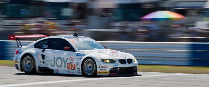BMW Rahal Letterman Racing BMW M3