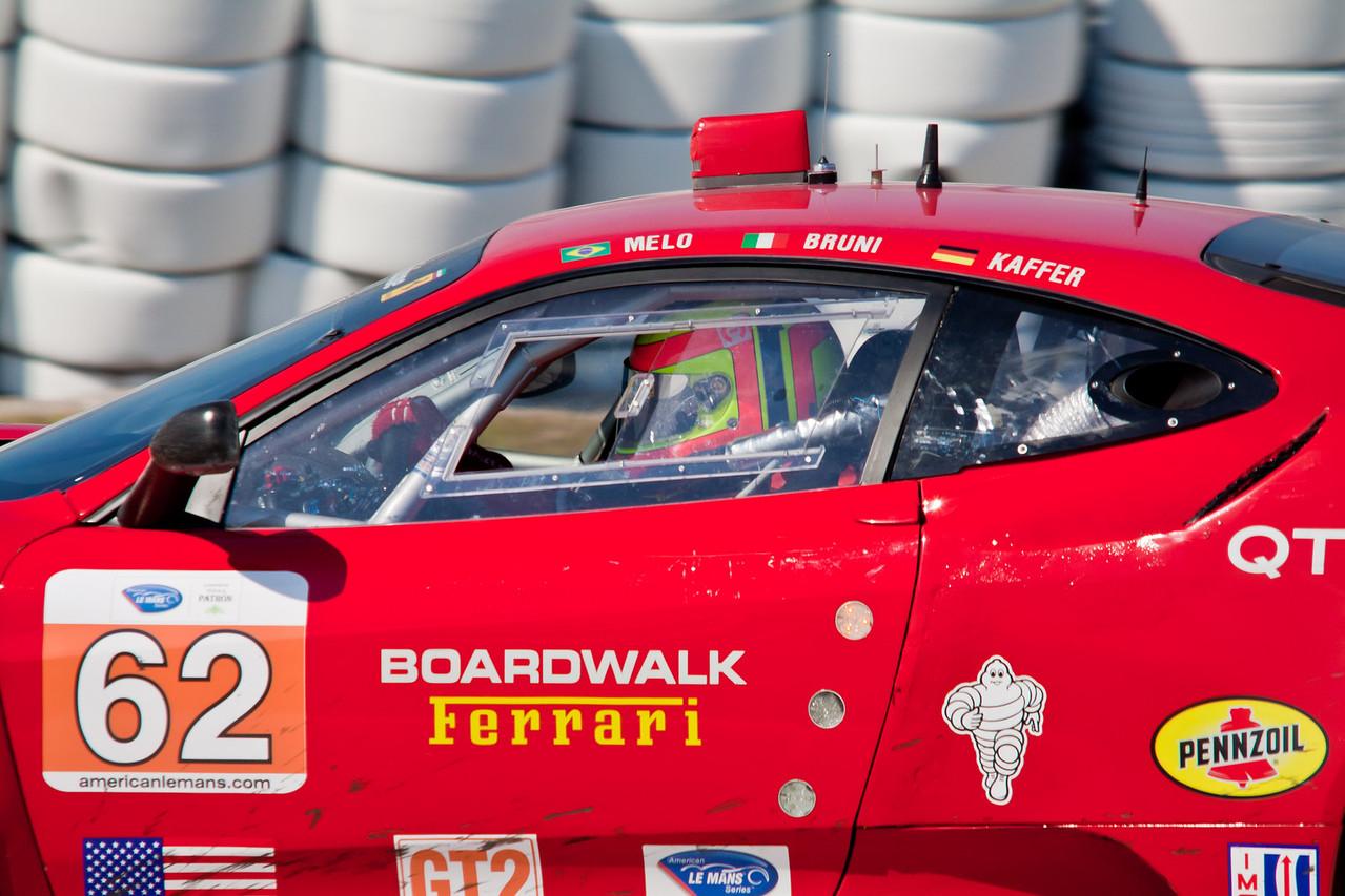 Risi Competizione Ferrari F430 GT