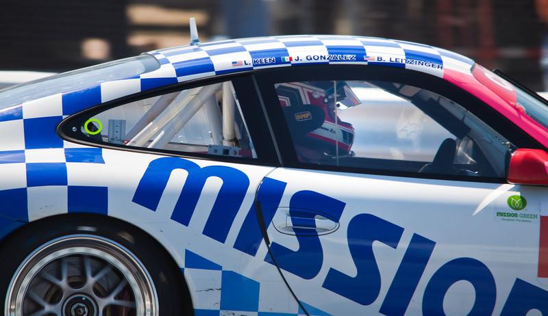 Alex Job Racing Porsche GT3 Cup