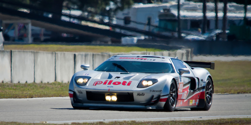 Robertson Racing Ford GT-R