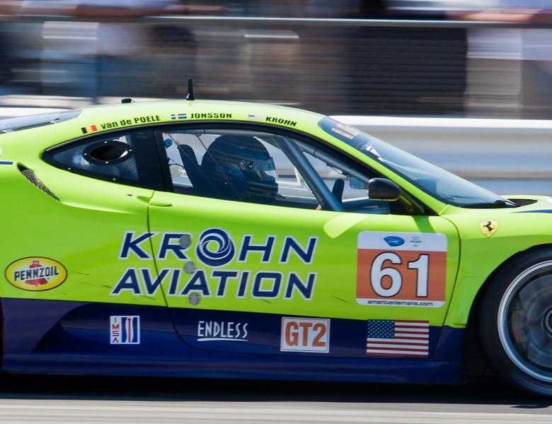Krohn Racing Ferrari F430 GT