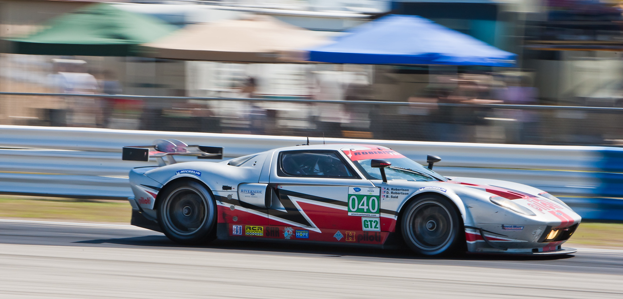 Robertson Racing Doran Ford GT